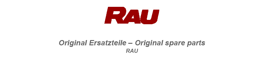 RAU Originalteile