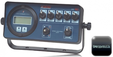 control units by arag for section valves and pressure valvesarag control box 4663 with digital display